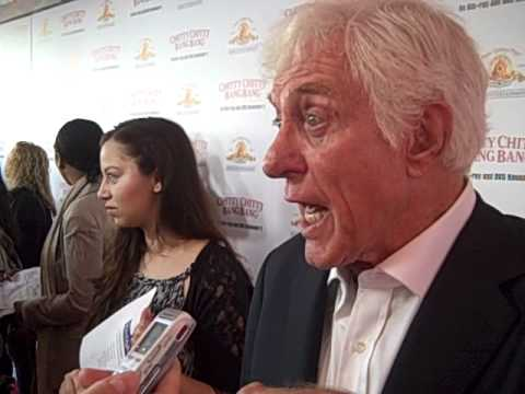 Dick Van Dyke on The Red Carpet
