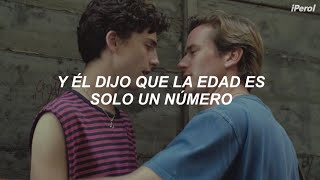 Troye Sivan - Seventeen || Elio & Oliver // Español [Call Me By Your Name]