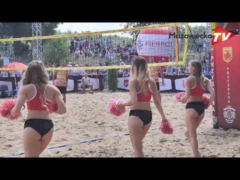Charytatywny Mecz Gwiazd - Puchar Polski W Siatkówce Plażowej Mężczyzn 2017 - Przysucha