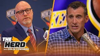 Doug Gottlieb reacts to David Griffin saying building around LeBron was 'miserable' | NBA | THE HERD