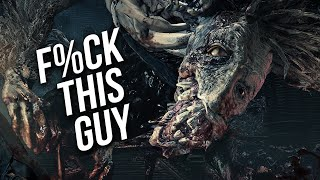 HARDEST BOSS EVER (Bloodborne DLC Gameplay - Part 1)