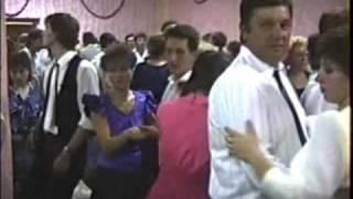 Svadba v Turcovciach 1990