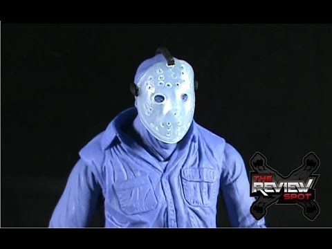 Toy Spot - Neca Friday the 13th Comicon 2013 NES Jason Voorhees