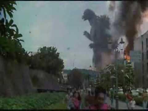 Godzilla: One Tall Cool Customer