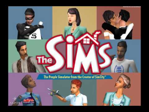 The Sims 1 - Guitar Cover tab