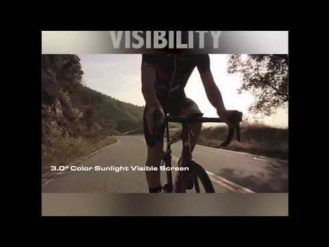 RF-1 - Cycling GPS with Lights and Video Camera - Ludicrous Gadgets