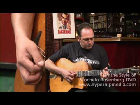 Stochelo Rosenberg Bolero Rhythm