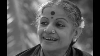 MS Subbulakshmi:sobhillu saptaswara