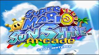 Super Mario Arcade(SMS Mod) release - Download in description