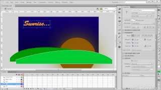 13 Adobe Flash CS6 Tutorials