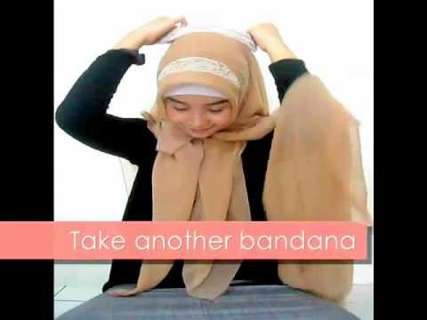 HIJAB #1 GRADUATION OR any even by Irna