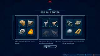 Jurassic World Evolution First Science Expedition Mission Collect Fossil Extract DNA