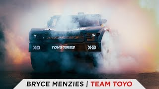 BRYCE MENZIES JOINS TEAM TOYO | TOYO TIRES [4K]