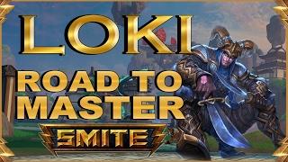 SMITE! Loki, Fail x fail y tiro porque me toca! Road To Master Duel S4 #2