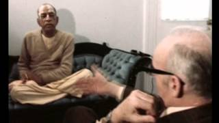 Srila Prabhupada Memories   Interview with Social worker