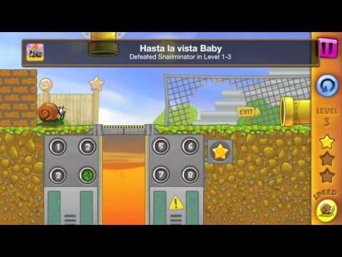 Test / Review: Snail Bob - Toller Casual-Puzzler schleimt sich vom Flash-Spiel zum iPhone