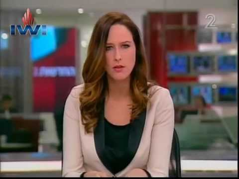 IWI Weapons in TV News-Hebrew