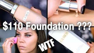 $110 FOUNDATION ... WTF | First Impressions