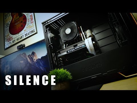 We Built a SILENT Computer!