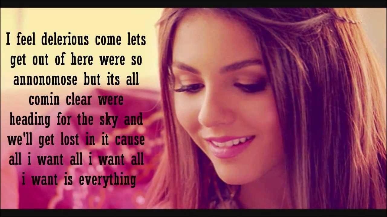 Bon Jovi - All I Want Is Everything Lyrics | MetroLyrics