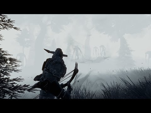Rend is a fantasy survival hybrid from former World of Warcraft developers