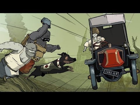 Valiant Hearts: The Great War - O доблестях, о подвигах, о судьбах (Обзор)