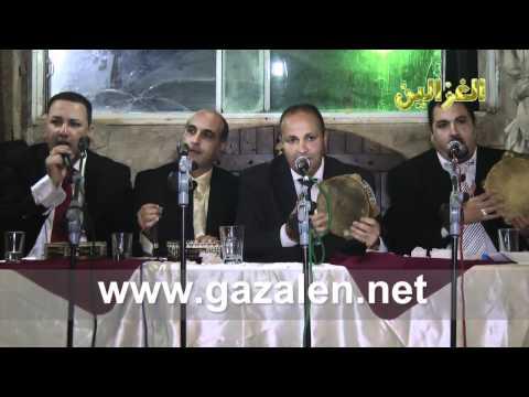 حفله الزجل في مطعم كان زمان ج2