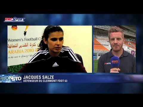 Football / Helena Costa, première femme-coach dans le foot français - 07/05