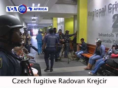 Central African Republic: French troops begin efforts to curb violence -- VOA60 Africa 12-02-2013