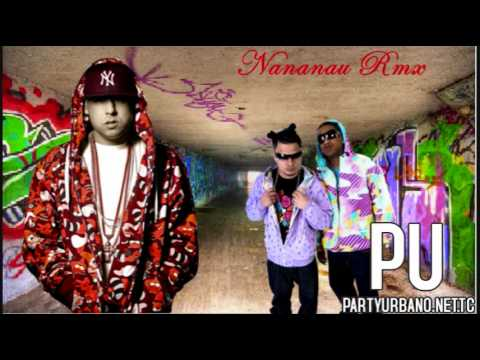 Cosculluela Ft Jowell & Randy - Nananau [Official Remix @ Prod. Young Hollywood] [Free MP3]