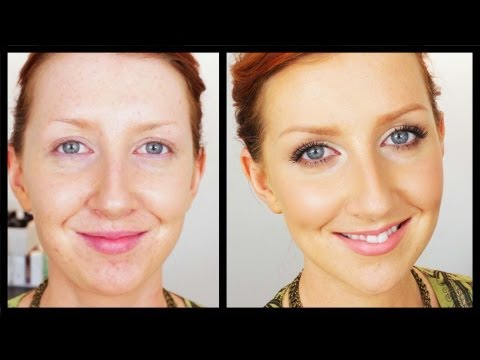 Bronzed and Glowy Summer Makeup Tutorial - Blake Lively/Sienna Miller Style