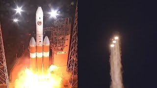 Delta IV Heavy launches NASA?s Parker Solar Probe