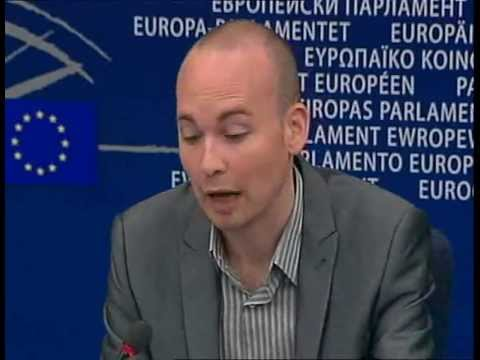 EP Press Conference - Free at last; Paul Murphy MEP reports on his detention in an Israeli Prison.