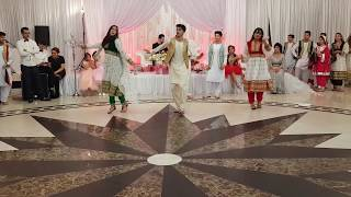 New mast Afghan wedding dance by Hewad Group in Germany رقص هیواد گروپ در عروسی