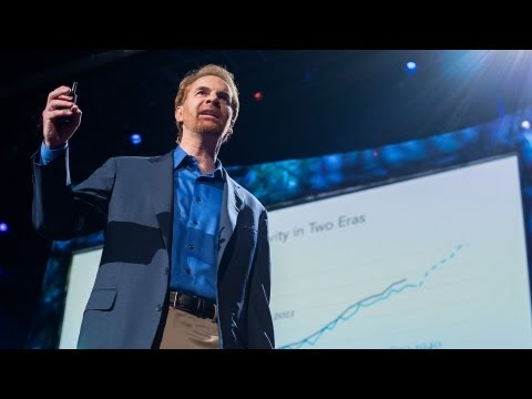 Erik Brynjolfsson: The key to growth? Race with the machines
