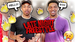 LATE NIGHT FREESTYLE SESSION ft. B'Lou, DuB, Charc, T.O, Tweezy