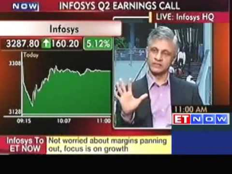 Not worried about margins panning out: Infosys