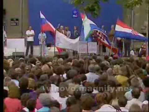 Vlado Gotovac - 1991 speech