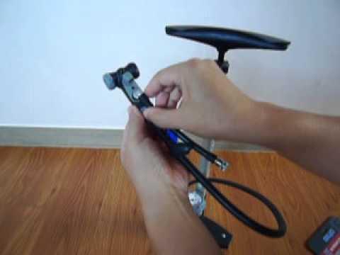 自転車の 自転車 空気入れ ボール用 : 自転車用空気入れ(ポンプ)で ...