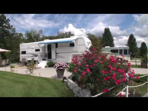 River Plantation RV Park - Pigeon Forge RV Resort - HD Motion Cam Video