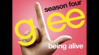 Watch Glee Cast Being Alive video