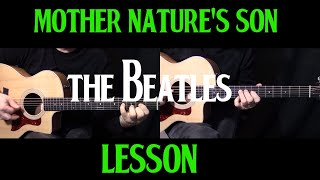 Watch Beatles Mother Natures Son video