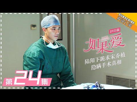 DVD版 | 《如果,爱》第24集:万嘉乐盗用晴天创意 Love Won't Wait EP24【芒果TV独播剧场】
