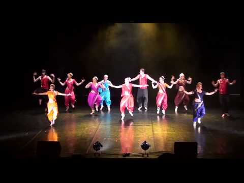 Thaye Yashoda - Indian Dance Group Natarang video