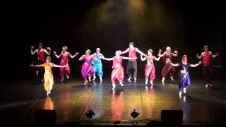 Thaye Yashoda - Indian Dance Group Natarang