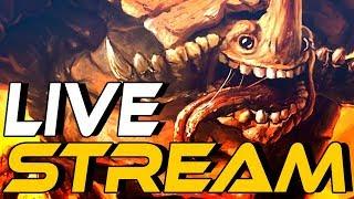 Live [🔴] StarCraft 2 - Молодой и перспективный зерг на ладдере! (Обновление, новые карты)