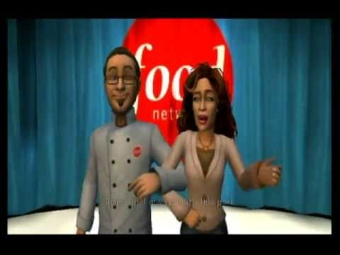Cook or Be Cooked! (Nintendo Wii) Playthrough - Part 1: Weekday Breakfast