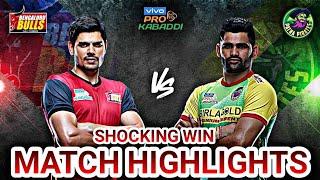 Match 2 Patna Pirets Vs Bengaluru Bulls Match Highlights *Shocking Win* 😱😨 || Sports Academy ||
