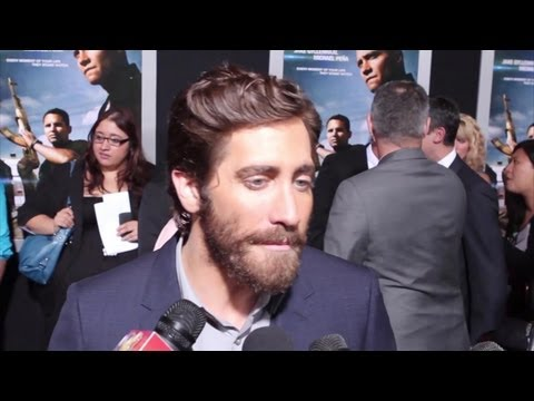How 'End of Watch' Changed Jake Gyllenhaal's Life