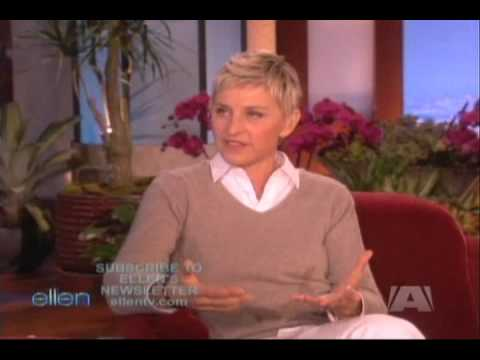 Julianna Margulies on Ellen DeGeneres.wmv